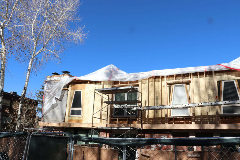 250 S Original Condo Renovation in Aspen Colorado core