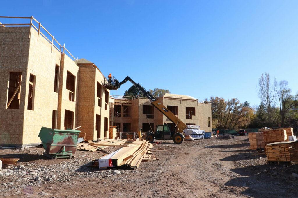 Sopris Lodge Construction Updates Novmeber 2019