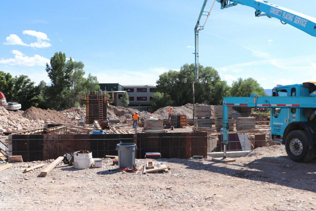 Sopris Lodge Construction
